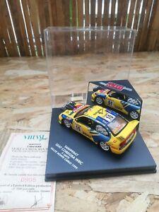 Rare Voiture 1/43 Skid Vitesse, Seat Cordoba WRC Monte Carlo 1999 P. Liatti #10