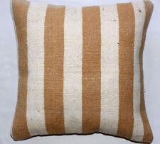 Kelim Kissen 40x40cm Kilim Cushion Kissenbezug Pillow Dekokissen Türkei Neu K713