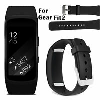 Silicone Replacement Wrist Band Fitness Strap For Samsung Gear Fit 2 SM-R360