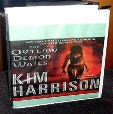 The Outlaw Demon Wails Hollows #6 by Harrison / Bermingham Unabridged Audio CDs