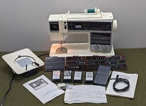 Singer 6268 Sewing & Embroidery Machine