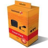 Original TomTom One Travel Pack Reiselader+Hardcase NEU