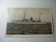 Photo AK 855 Marine de Guerre Aviso Grillon