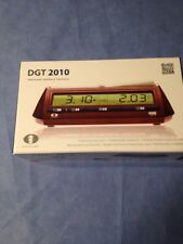 DGT 2010 SG Electronic Digital Chess Clock Timer NEW