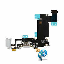 Apple Iphone 6S Plus Base De Carga Conector Conector para Auriculares Luz Gris-Oem