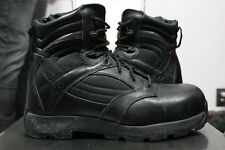 New Balance OTB boots 11.5 971 leather tactial combat military steel toe black