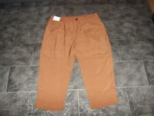 BNWT New Look Ladies Cropped Trousers, Size 14
