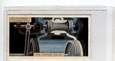 (Jc7131-100)  CHURCHMANS,RAILWAY WORKING 2ND,THE PISTON VALVE,1927,#21