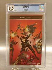 Black Widow #1 CGC 8.5 John Buscema 1:100 Remastered Variant