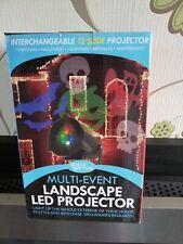 Christmas,Halloween,fireworks Multi Event Landscape LED Projector  - 51030