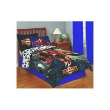 NIB Iron Man Super Action Hero Twin Comforter Boys Childrens Bedding