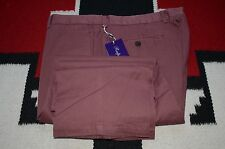 Ralph Lauren Purple Label Made in Italy 100% Cotton Khaki Chino Pants 36 R