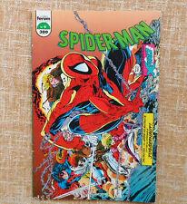 Comic, Spiderman, nº 9, Comics Forum, Planeta DeAgostini, Todd McFarlane, 1992