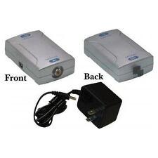 Green Connection Coaxial RCA to Optical Toslink Digital Audio Converter GC10031