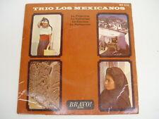 """TRIO LOS MEXICANOS -  - 7"""" EP"""