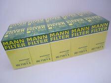 10 STÜCK MANN ÖLFILTER HU718/1k