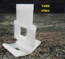 Tile Leveling System 1400 clips only , for tile levelling spacer EXPRESS POST