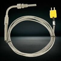 NEW K-Type Thermocouple Exhaust Probe High Temperature Sensor Threads 2M,EGT