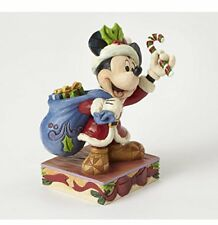 Enesco Disney Tradition by Jim Shore Mickey Babbo Natale sulla Slitta (40r)