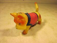 Vintage 1940's 1950's Wind Up Toy Celluloid Dog Occupied Japan Scottie