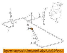 Mercedes MERCEDES-BENZ OEM Washer-Headlight Head Light-Nozzle Left 2208601747