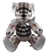 Burberry Large Thomas Teddy Bear Check 100% Cashmere 4042518 Made England 65cm