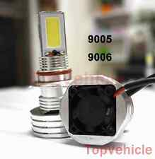 9006 HB4 270W 27000LM 3-Sided LED Lights Lamps Kit 6000K Xenon HID White Bulbs