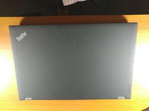 Lenovo P70 Workstation 3D Design Laptop 4K Xeon 512GB NVMe M4000M VG Cond