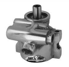 TUFF-STUFF GM LS1 Power Steering Pump Polished Aluminum P/N - 6175ALP-6