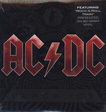 AC/DC Black Ice 180g 2LP Vinyl Gatefold Hard Rock Classic 2013 Columbia