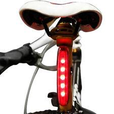 Feux arrière Lumière vélos sports essentiel Eclairage 5 LED vélo tout-terrain