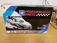 ACTION Al Hofmann GM Performance Parts 1998 Pontiac Funny Car 1:24 Scale NIB