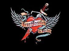 "T -Shirt "" Heartbreaker- to die for - Herz ""  auch als Damen-Girli Shirt  NEU"