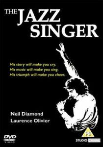The Jazz Singer Dvd Neil Diamond Brand New & Factory Sealed (1980)