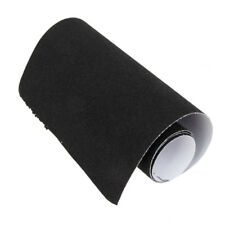 Professional PVC Skateboard Sandpaper Grip Tape Griptape 84 x 23 cm Black