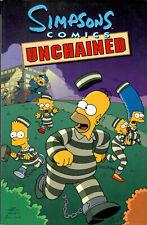 Simpsons Comics Unchained (Bongo Comics) TPB Graphic Novel New