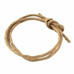 Paper Rope - Natural Parrot Toy Making Part