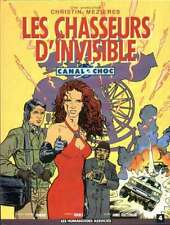 Canal-choc 4 Les chasseurs ... - Christin/Collectif - Humanos - EO 08/1992 - Moy