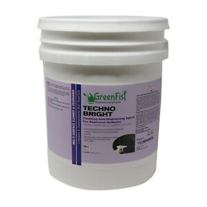 Commercial Aluminum Surface Degreaser Brightening And Cleaning Agent 5 Gallon