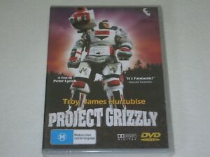 Project Grizzly - Brand New & Sealed - All Regions - DVD
