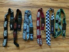 VANS LANYARDS /LANYARD CHOOSE YOUR COLOR **US SELLER/FAST FREE SHIPPING**