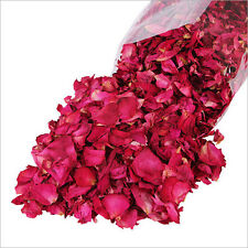 100g Dried Rose Petals Bath Tools Natural Dry Flower Petal Spa Whitening Shower