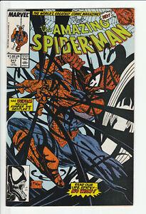 The Amazing Spider-Man #317 - Marvel Comics 1989 McFarlane Run