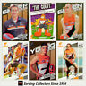 2012 Herald Sun AFL Trading Cards Base Card Team Set GWS(12)