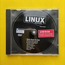 Linux Betriebssystem 64 bit Version DVD deutsch