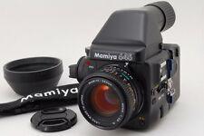 [Near MINT] Mamiya 645 Pro w/ AE Finder, Sekor C 80mm f/2.8 N From Japan #331