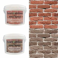 Total Wall Care - Brick Repair - All Colours