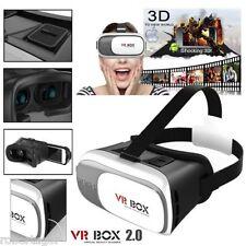 VR BOX OCCHIALI REALTA' VIRTUALE 3D COMPATIBILI  ANDROID IOS GIOCHI VIDEO FILM