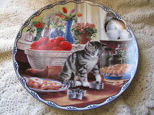 """""""Harriet's Loving Touch"""" by Mary Ann Lasher Warm Country Moments Plate"""