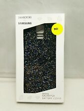 Authentic Swarovski / Samsung Galaxy S5 Crystal Battery Cover(Vibrant Blue)#961